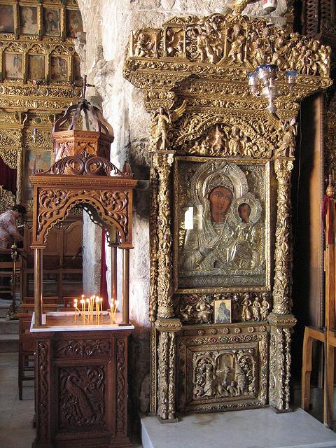 Церковь Святого Лазаря Ларнака