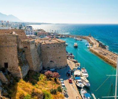 Погода на Кипре осенью