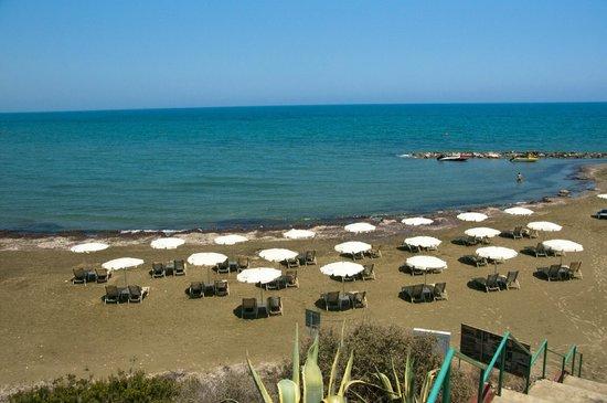 Пляж Фарос Кипр