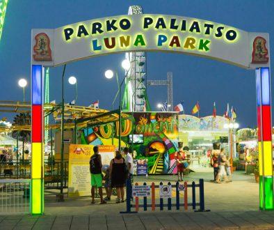 Айя-Напа Луна парк