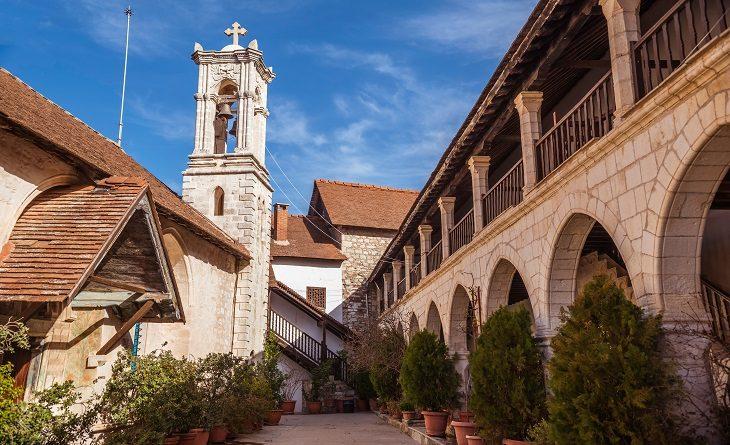 Монастырь Хрисороятисса