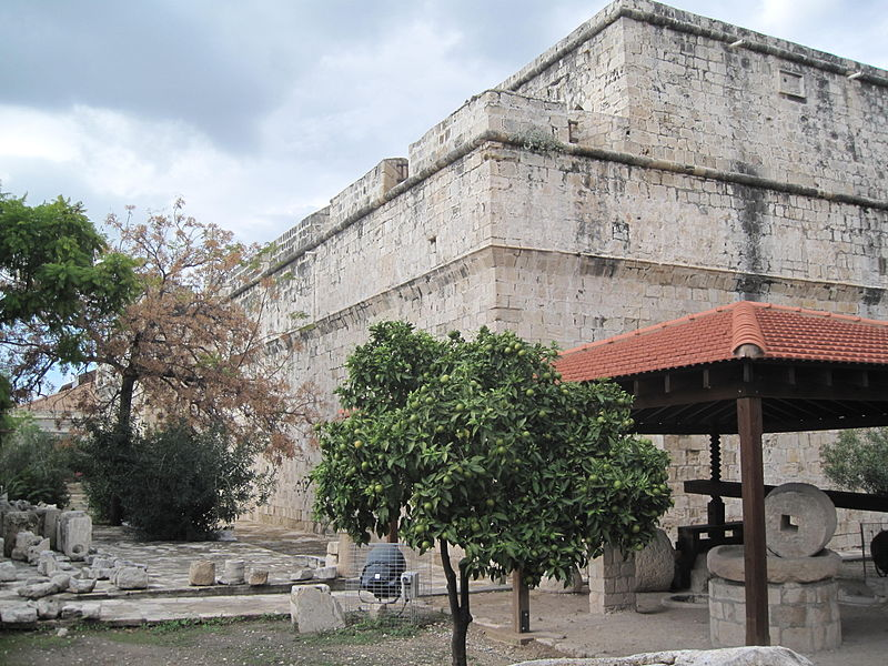 Замок в Лимасоле