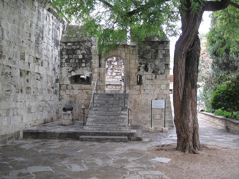 Кипр Лимасол замок