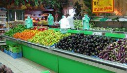 Кипр фруктовые рынки