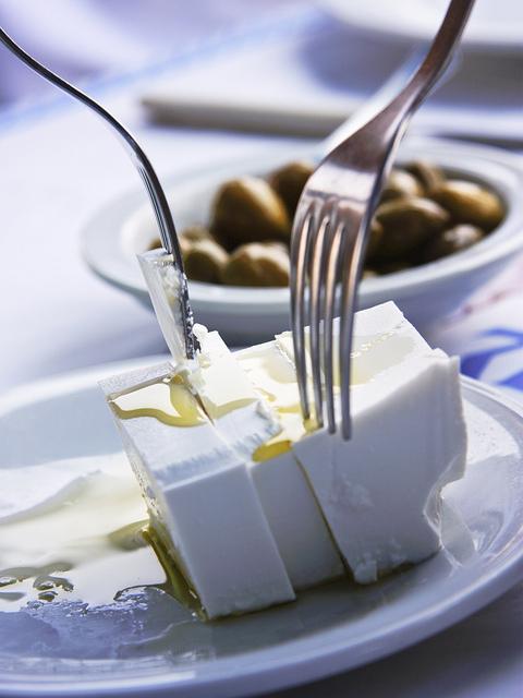сыр фетта Кипр