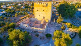 Кипр Замок Колосси