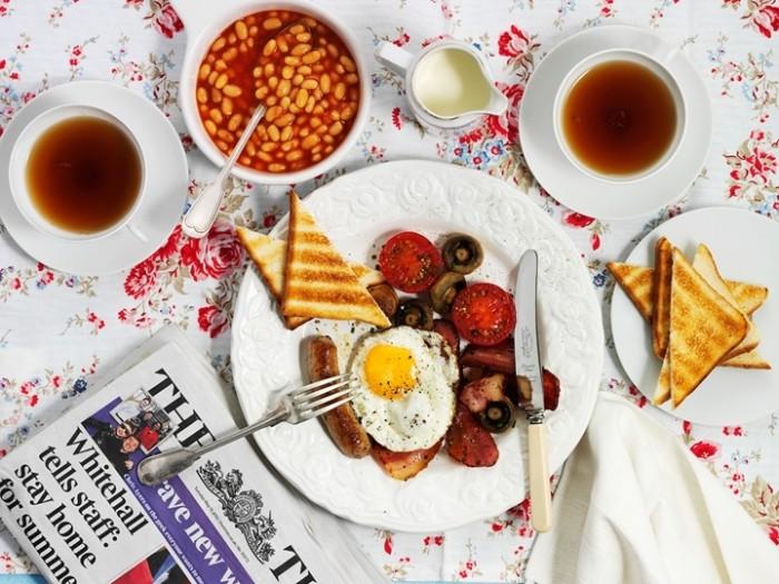 Айя-Напа где позавтракать