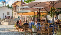 Кипр деревня Омодос